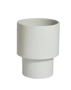 kana pot white