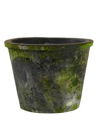 """Patinerad lerkruka """"Sabina Choko"""", 17cm från B Green"""