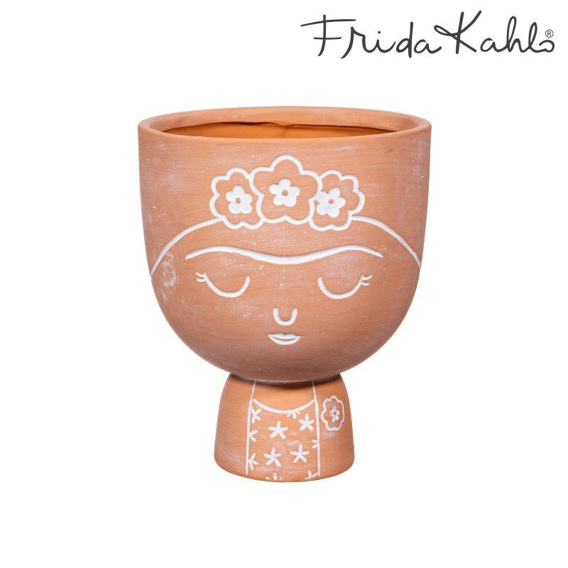 Frida terrakotta kruka